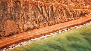 КРЫМ - самый НУДИСТСКИЙ пляж ЛИСЬЯ БУХТА. Дикий отдых на Чёрном Море.
