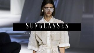 Sunglasses Trends - Spring/Summer 2021