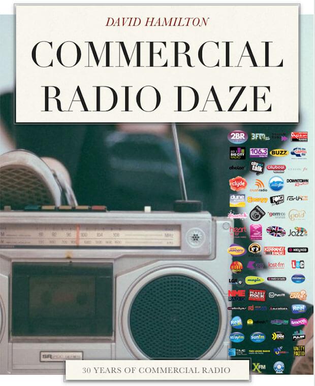 Дэвид Гамильтон представил книгу «Очарование от коммерческого радио» - Новости радио OnAir.ru