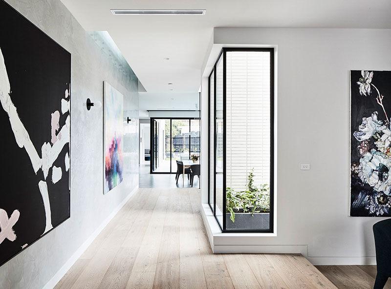 Современный и красочный: дом для семьи в Мельбурне, Австралия || 01