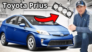 how to pull out the cylinder head on toyota prius 2015 1 8 hybrid