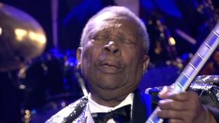 JAZZLE B.B. King: Live at the Royal Albert Hall 2011 Blu-ray