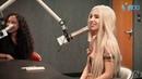 Y100's Frankie P and Carolina speak with Ava Max
