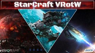StarCraft VRotW #5: Mini vs MisO - 12 хату ставить не смей!
