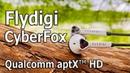 ЛУЧШИЕ ИГРОВЫЕ 🔥 БЕСПРОВОДНЫЕ НАУШНИКИ Flydigi CyberFox Qualcomm aptX™ HD 🚀 ДА НАЧНЁТСЯ ИГРА !