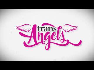 [TransAngels] Natalie Mars, Mickey Taylor - Who Needs Manners? Shemale, Hardcore, Anal, Bareback, Fisting