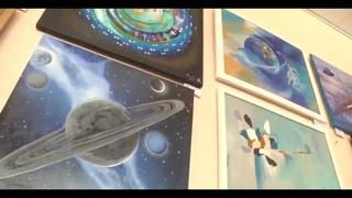 """Выставка """"Звёздный путь"""" в Русском доме  в Бресте. Репортаж БугТВ"""
