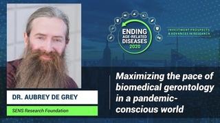 Aubrey de Grey   Keynote Speech