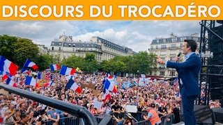 Mon discours au Trocadéro : la guerre est déclarée !