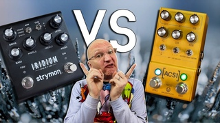 Pedal Battle: Walrus Audio ACS1 vs. Strymon Iridium