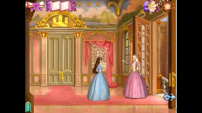 Анонс Прохождение Игры Принцесса И Нищенка Подборка Барби Компиляция ПК Игры Announcement Wa
