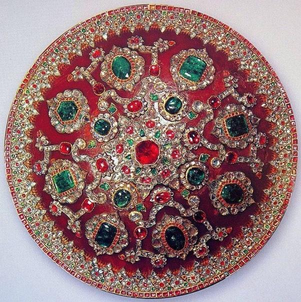 Щит шаха Надира. Иран, середина 1700- хх.