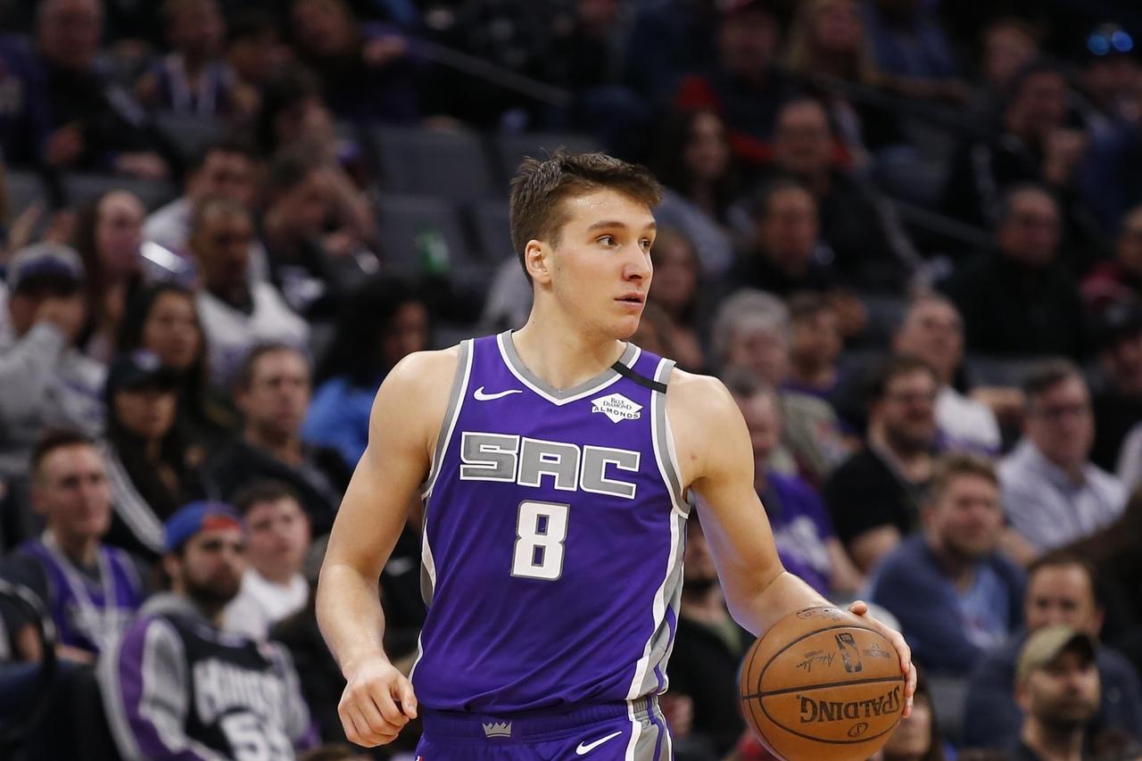 Четыре клуба НБА включились в борьбу за Богдана Богдановича