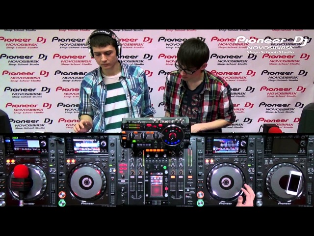 Drum and Bass Invasion Part 2 by Biocorpses (Nsk) @ Pioneer DJ Novosibirsk