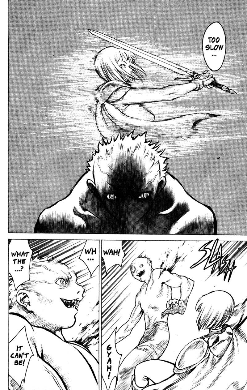Claymore, Chapter 1, image #46