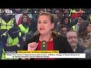 FRANCE INFO - JAMAIS IL N'Y A EU UN MOUVEMENT POPULAIRE AUSSI SOUTENU DANS LE PAYS