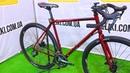 Обзор гравийного грэвел-байка велосипеда Author Ronin 28 2019