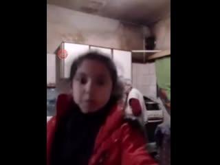 Наша бабуля с огоньком! ))