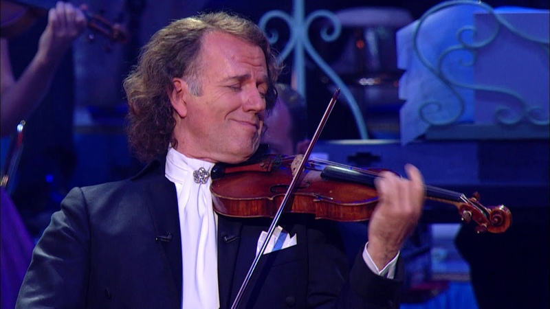 FULL DVD New York Memories Live at Radio City Music Hall André Rieu