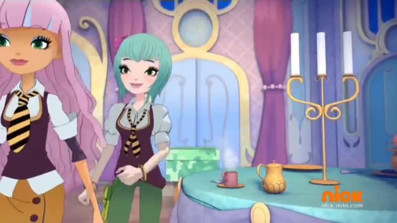 [Nickelodeon Asia] Regal Academy - Season 1 Episode 7 - The Pea Princess' Granddaughter (Taiwanese Mandarin)