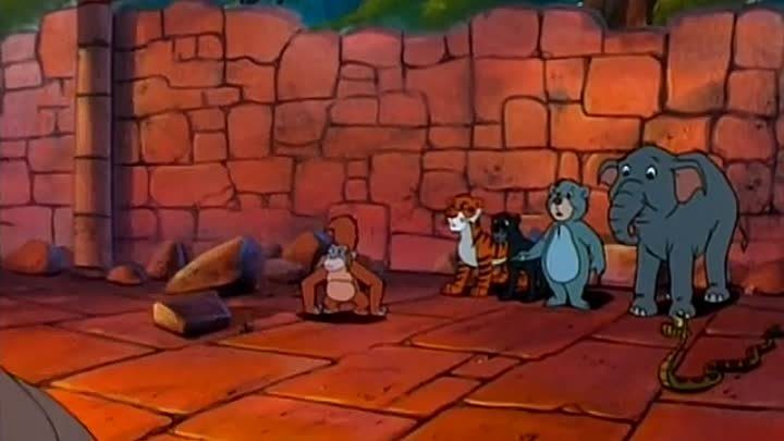 Детёныши джунглей 1 Сезон 12 Серия