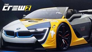 """The Crew 2"" NOUVELLE RENAULT RS01& BMW i8 ROADSTER & CORVETTE C7 ZR1 ......"