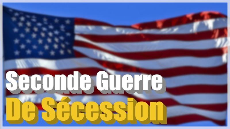 États-Unis vers la seconde guerre de sécession
