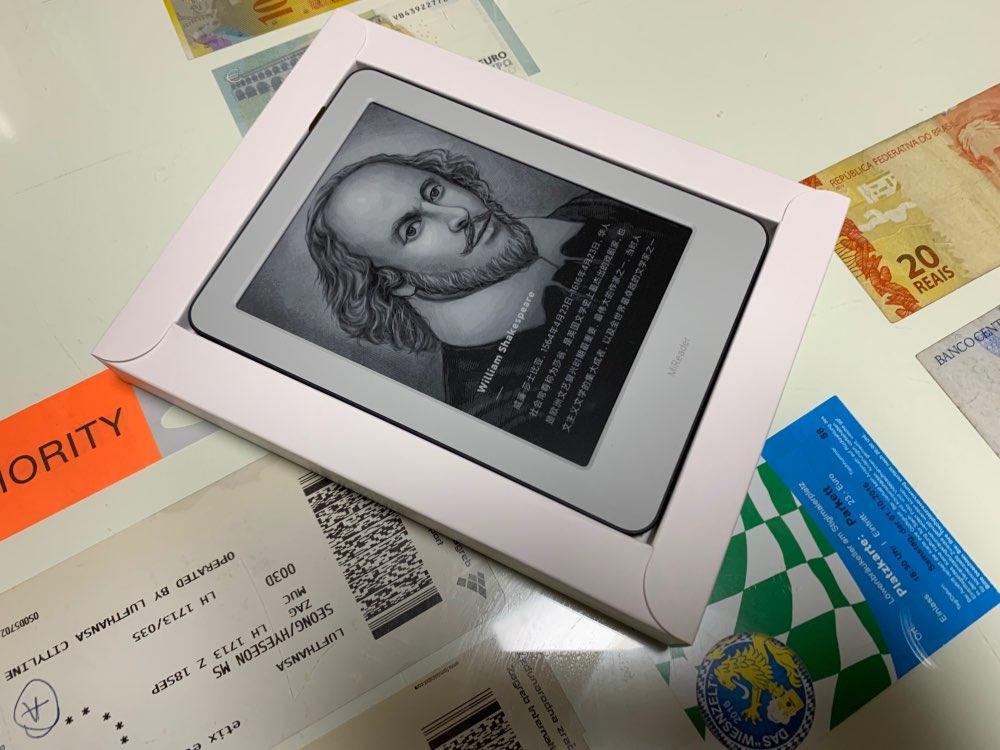 Электронная книга Xiaomi MiReader -