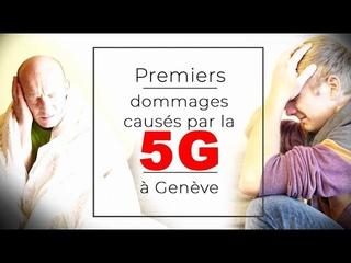 Genève : Premiers dommages causés par la 5G