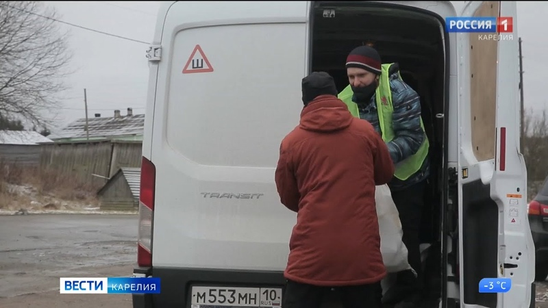 Карельское экотакси теперь выезжает за пределы Петрозаводска