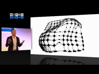 Skylar Tibbits wants to turn the world's materials into autonomous robots: Full WIRED2014 talk