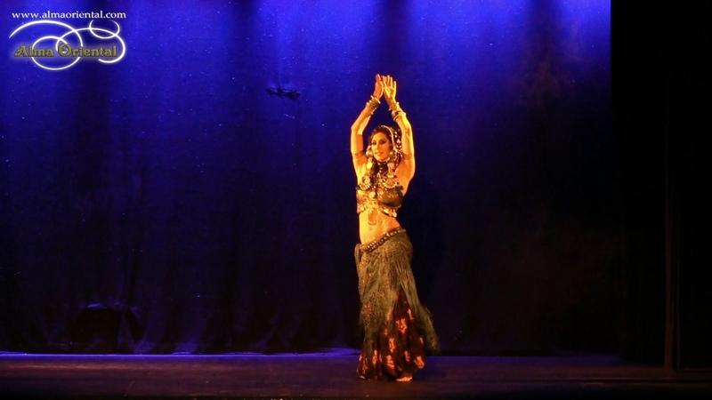 Tribal Celebration Show 2016 Rachel Brice