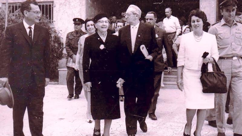 Іцхак Бен Цві полтавець засновник держави Ізраїль