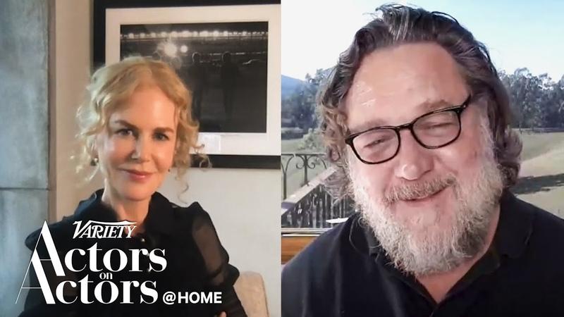 Nicole Kidman Russell Crowe topnotchenglish