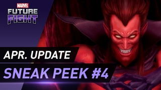 [MARVEL Future Fight] Apr. Update Sneak Peek #4