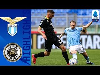 Лацио 2-1 Специя ОБзор матча чемпионата Италии Серия А