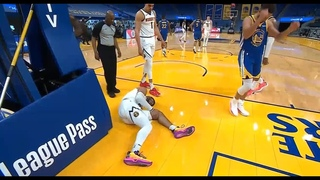 Jamal Murray In Tears As Breaks His knee With Scary-Injury:I'm Done Man!