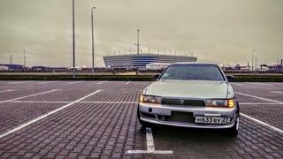Toyota Cresta 90 На Турбо JZте!!! Видео из архива!