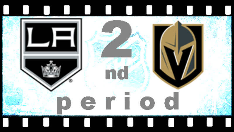 92. SEPTEMBER 27 2019. GAME 92. LOS ANGELES KINGS ― VEGAS GOLDEN KNIGHTS 2ND