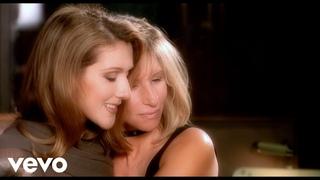 Barbra Streisand, Céline Dion - Tell Him (Official Video)