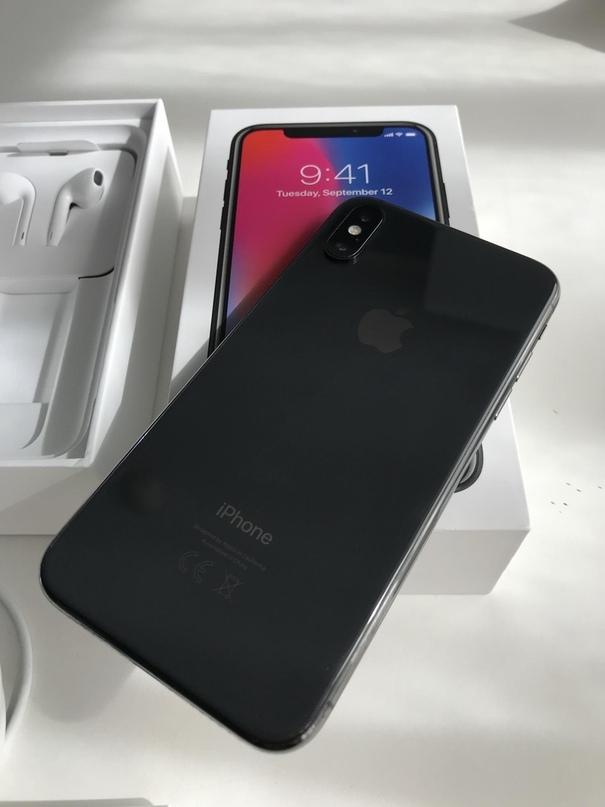 iPhone X на 256 гб, оригинальный, не | Объявления Орска и Новотроицка №9788