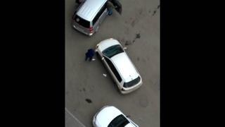 Стрельба в Красноярске на ул.Мартынова 35