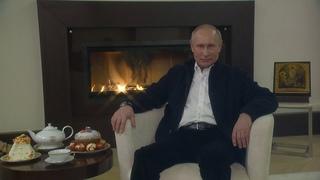 «Достойно пройдём через посланные нам испытания»: Путин поздравил христиан с Пасхой