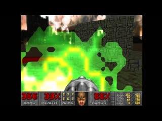 Doom II: Hell on Earth (сложность - Hurt me plenty) #5