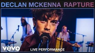 Declan McKenna - Rapture (Live) | Vevo Studio Performance