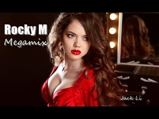 Rocky M - Megamix (Disco Lady ❤ Look In My Heart ❤ Fly With Me  To Wonderland)