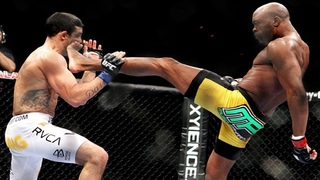 Anderson Silva vs Vitor Belfort UFC 126 FULL FIGHT