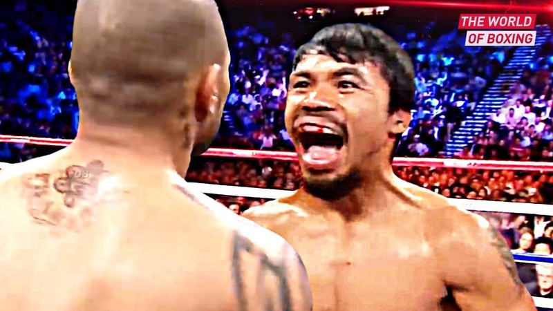 Manny Pacquiao - The Crazy Speed