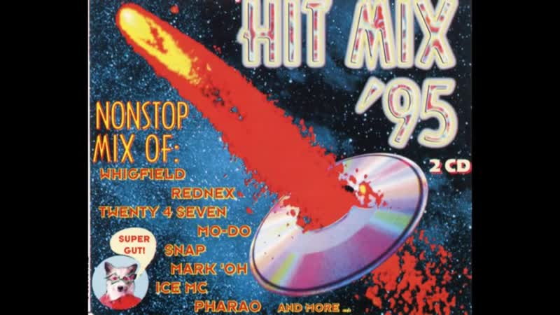 Hit Mix 95 Non Stop Mix Of CD 1