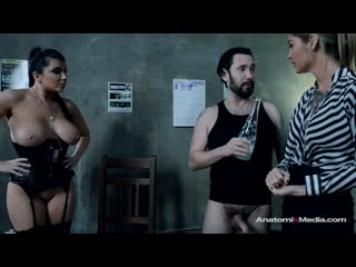 Kleio Valentien, Romi Rain (Corruption Strain 2) [2020, Big Tits, Threesome, HD 1080p]
